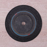 Winkel-Schleifer Disk Stockfoto