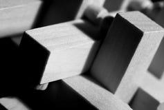 Winkel und Schatten Lizenzfreie Stockfotos