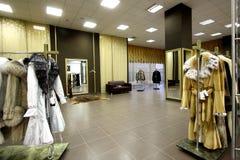 Winkel van kleren Stock Foto's