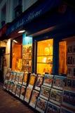 Winkel van schilderijen royalty-vrije stock foto's