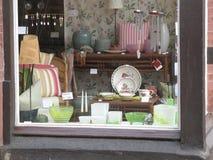 winkel venster Stock Foto's