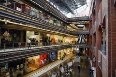 Winkelcentrum Royalty-vrije Stock Foto's
