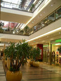 Winkelcentrum royalty-vrije stock fotografie