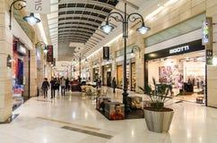 Winkelcomplex de Bouwbinnenland Royalty-vrije Stock Afbeelding