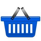 Winkelen-kar stock illustratie