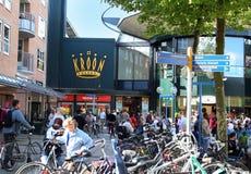 Winkelen w Lelystad Fotografia Royalty Free