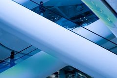 Winkelend centrum Stock Afbeelding