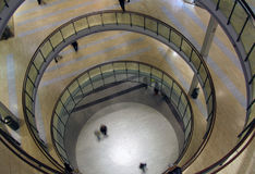 Winkelend centrum in Helsinki Stock Fotografie