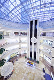 Winkelende complexe Stad Afimall royalty-vrije stock fotografie