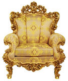 Winkelstück-Stuhl stock abbildung
