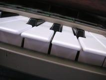 Winklige Tastatur Lizenzfreies Stockbild