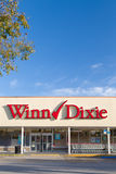 Winn-Dixie Grocery Store Stock Photos