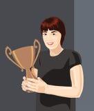 Winnaar Royalty-vrije Illustratie