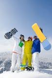 Winnaars Stock Foto