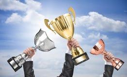 winnaars Royalty-vrije Stock Foto
