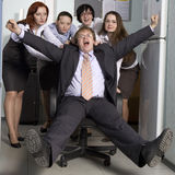 We are winner Stock Photography