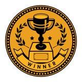 Winner Royalty Free Stock Photos