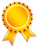 WINNER BADGE Royalty Free Stock Photography