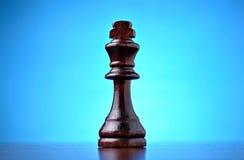 The winner - chess Royalty Free Stock Photos