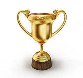 Winner cup Royalty Free Stock Photography