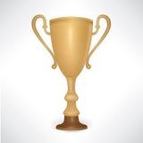 Winner cup Stock Image