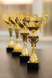 Winner cup Royalty Free Stock Image