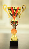 Winner cup Stock Photography