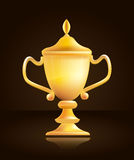 Winner design Royalty Free Stock Photography
