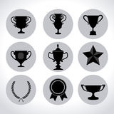 Winner design Stock Photos