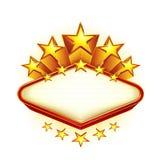 Winner, emblem Stock Photography