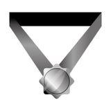 Winner gold medal Royalty Free Stock Photos