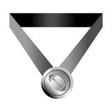 Winner gold medal Royalty Free Stock Photography