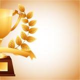Winner icon Royalty Free Stock Photos