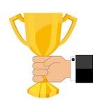 Winner icon Stock Image