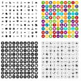 100 winner icons set vector variant. 100 winner icons set vector in 4 variant for any web design isolated on white Stock Photo