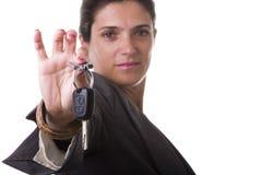 Winner keys Stock Images