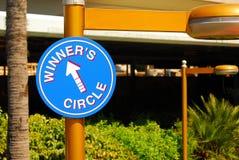 Winner's Circle Stock Photos