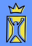 Winner symbol Stock Image