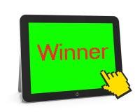 Winner Royalty Free Stock Photography