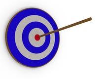 Winner target Stock Images
