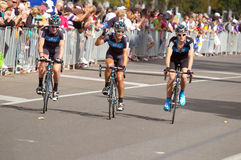 Winner Tour DownUnder 2010 Stock Images