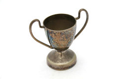 Winner trophy Royalty Free Stock Images