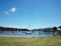 Winnererremy Bay Foreshore Reserve Stock Photography