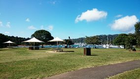 Winnererremy Bay Foreshore Reserve Royalty Free Stock Photos