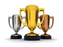 Winners cup Royalty Free Stock Image