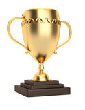 Winners cup Stock Image