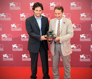 Winners of Prizes at 70th Venice film festival Stock Images