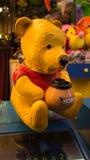 Winnie το παιχνίδι Pooh καρναβάλι Στοκ Φωτογραφία