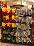 Winnie the Pooh and Dumbo Plush Toys for Sale