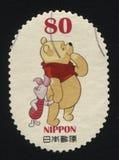 Winnie Pooh Royalty Free Stock Photo